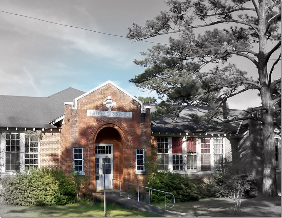 Old Point Clear Alabama School